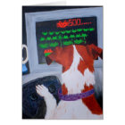 Jack Russels Need Mental Stimulation Card
