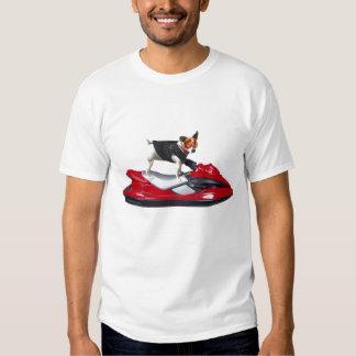 Jack Russsell Terrier T-shirt
