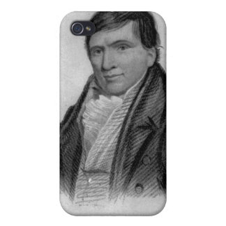 Jack Scroggins, engraved by Hopwood Cover For iPhone 4