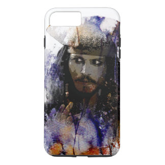 Jack Sparrow sea pirates adventure iPhone 7 Plus Case