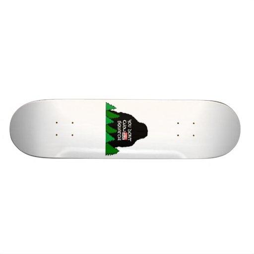Jack Squatch Skate Boards