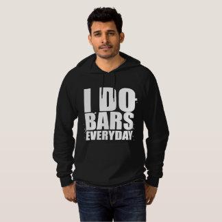 JACK - STREETWORKOUT - I OF BARS EVERYDAY HOODED SWEATSHIRT