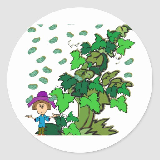 Jack & the Beanstalk Stickers