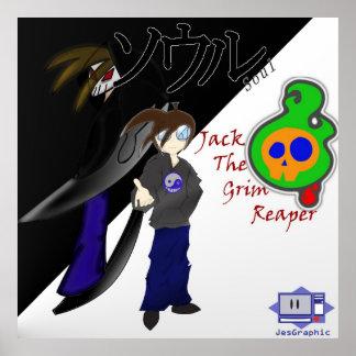 Jack The Grim Reaper Poster