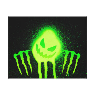 Jack the Monster Canvas Print