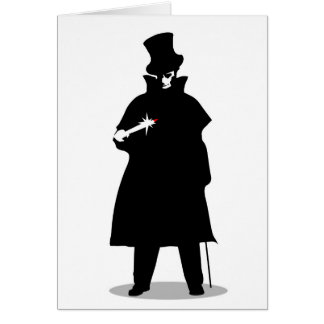 Jack The Ripper Card