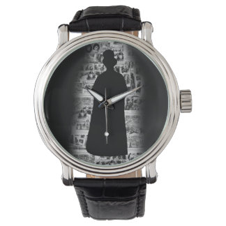 Jack the Ripper Silhouette Watch