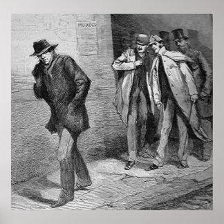 Jack the Ripper  The Whitechapel Murderer Poster