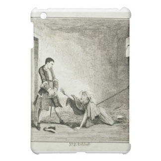 Jack visits his mother in Bethlehem Hospital, Lond iPad Mini Cover