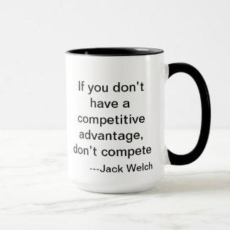 Jack Welch Competition Mug