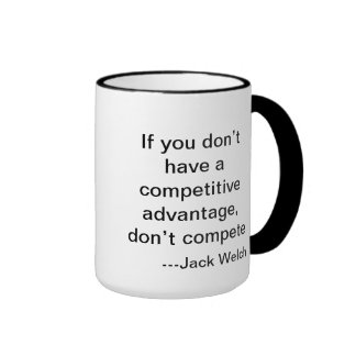 Jack Welch Competition Mug