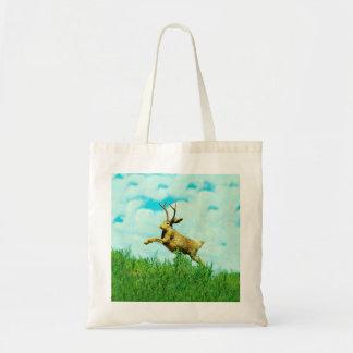 Jackalope bag