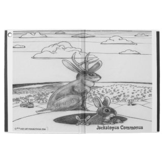 "JACKALOPE COMMON iPad PRO 12.9"" CASE"