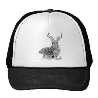 Jackalope Mesh Hat
