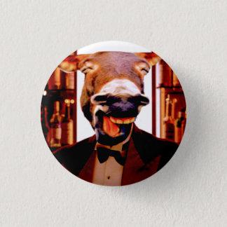 Jackass 3 Cm Round Badge
