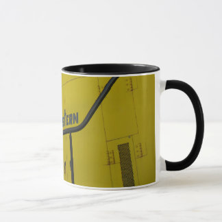 Jackass and Western Mug