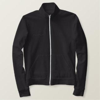 jacket: Einstein full form Embroidered Jacket