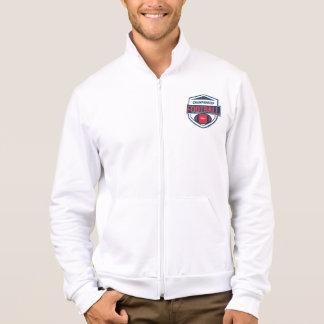 Jacket Jogging shoe White Man Football