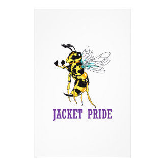 JACKET PRIDE PERSONALIZED STATIONERY