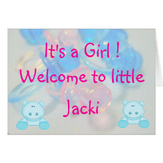 Jacki Card