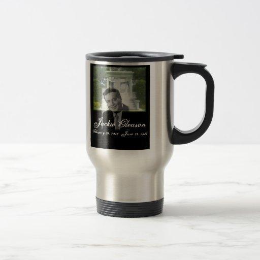 Jackie Gleason Travel Mug