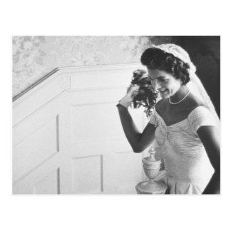 Jackie Kennedy, 1953 Postcards
