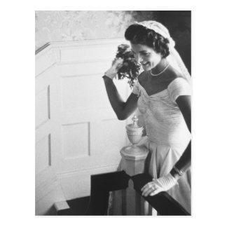 Jackie Kennedy 1953 Postcards