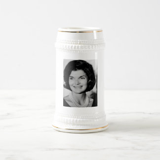 Jackie Kennedy Beer Steins