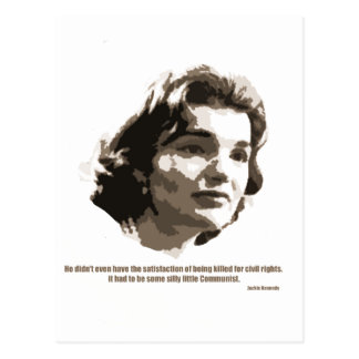 jackie Kennedy Post Cards