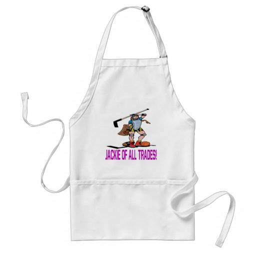 Jackie Of All Trades Apron
