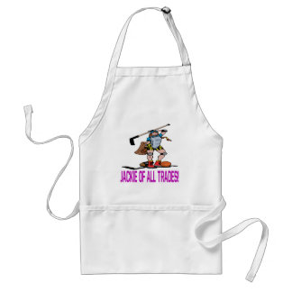 Jackie Of All Trades Standard Apron