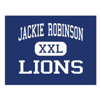 Jackie Robinson Lions Middle Milwaukee Post Cards