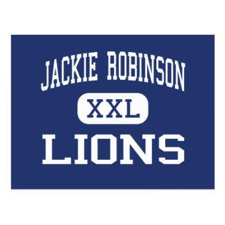 Jackie Robinson Lions Middle Milwaukee Postcard