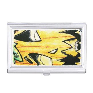 Jacko lantern - card holder/box case for business cards