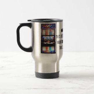 Jackpot Lottery Funny Employee Coffee Mug