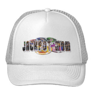 JACKPOT MOM LAS VEGAS MOTHER'S DAY HAT