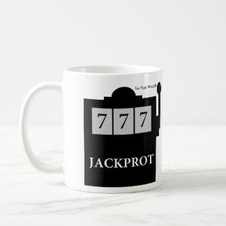 Jackprot! Slot Machine Dr. Steve Brule Mug