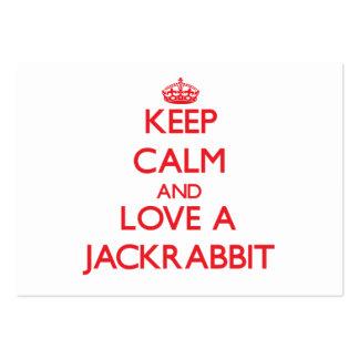 Jackrabbit Business Card Templates