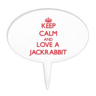 Jackrabbit Cake Pick