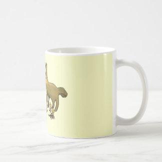 Jackrabbit Garden Mug