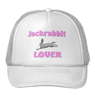 Jackrabbit Lover Trucker Hats
