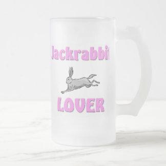 Jackrabbit Lover Coffee Mugs
