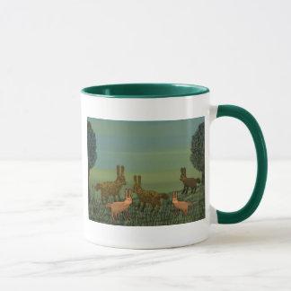Jackrabbit Lullaby Mug