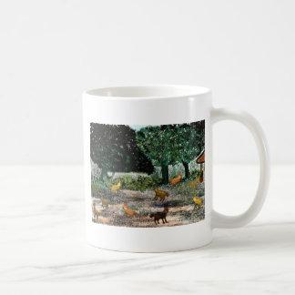 Jackrabbit Park Basic White Mug