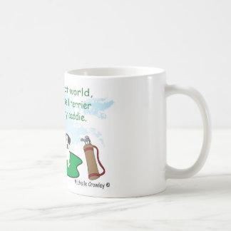 JackRussellBlk Coffee Mug