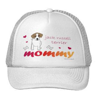 JackRussellTanMommy Cap