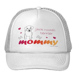 JackRussellWirehairMommy Cap