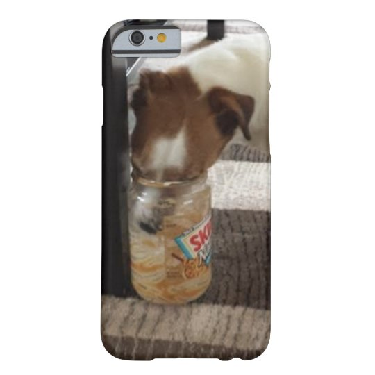 Jacks Favourite Snack Barely There iPhone 6 Case