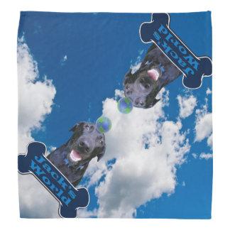 Jack's World Bandana
