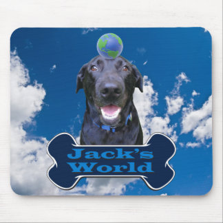 Jack's World Mousepad